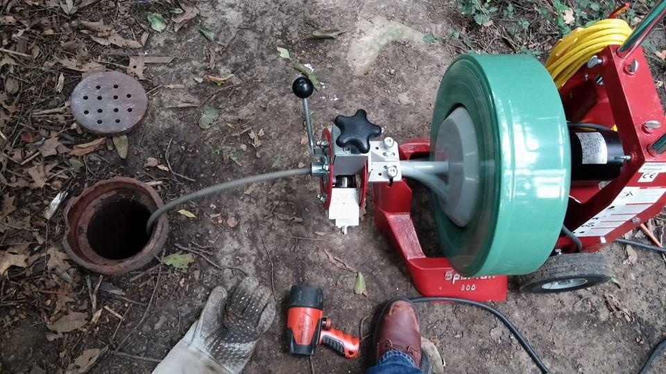 rioolreiniging
